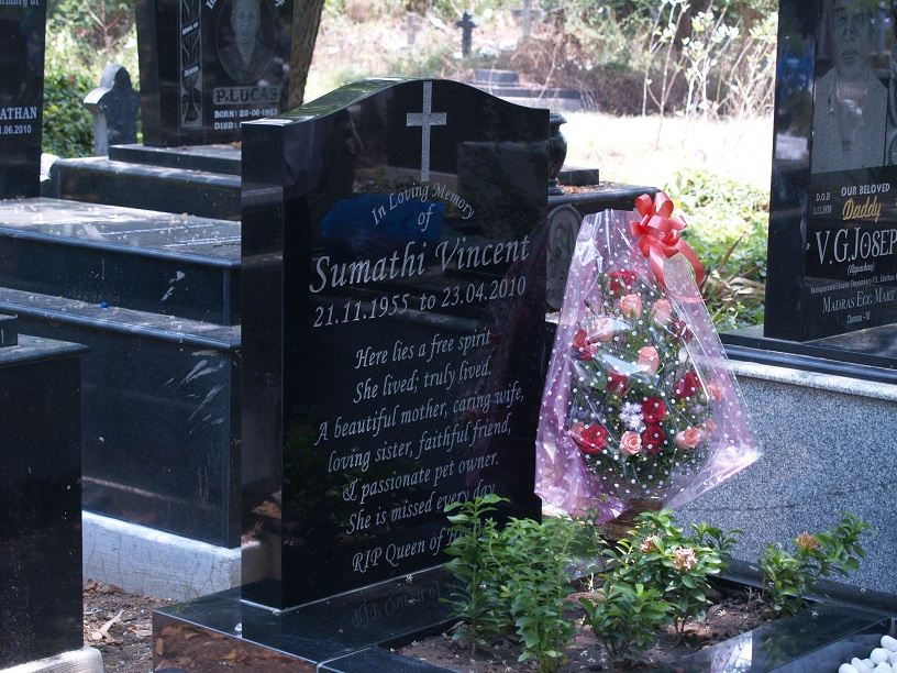 Epitaph Its Three Years Since Sumathi is Gone   Rest in Peace, Queen of Hearts