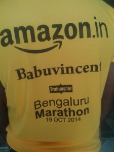 Bengaluru marathon 225x300 Training to Run a Marathon