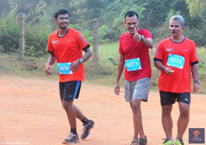 Auroville001 The Fall and Rise at Auroville Marathon