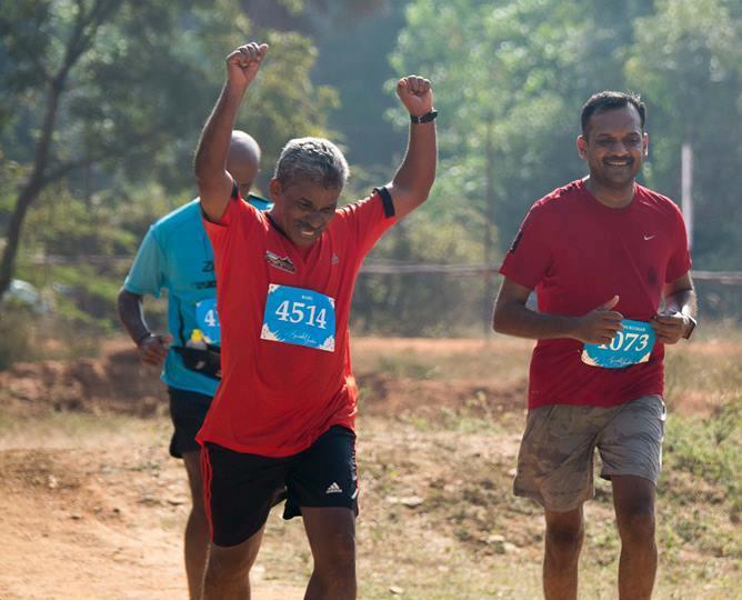 Auroville1 The Fall and Rise at Auroville Marathon