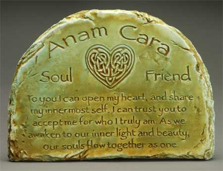 anam cara wall plaque Anam Cara   a Book of Truth, Beauty and Integrity